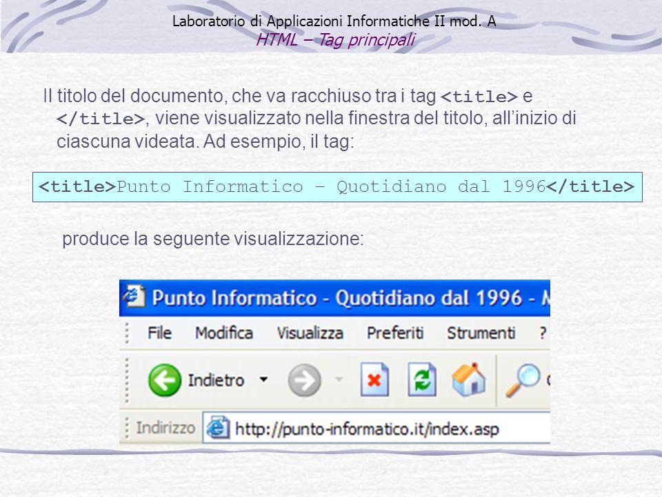 <title>Punto Informatico – Quotidiano dal 1996</title>