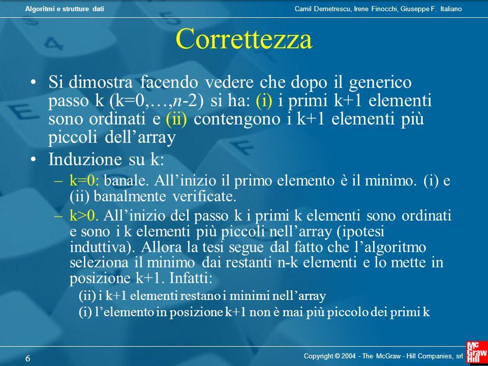 Correttezza