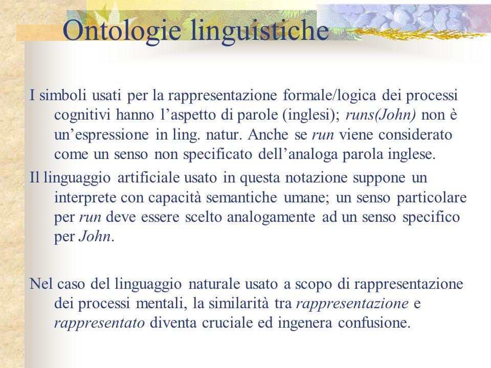 Ontologie linguistiche