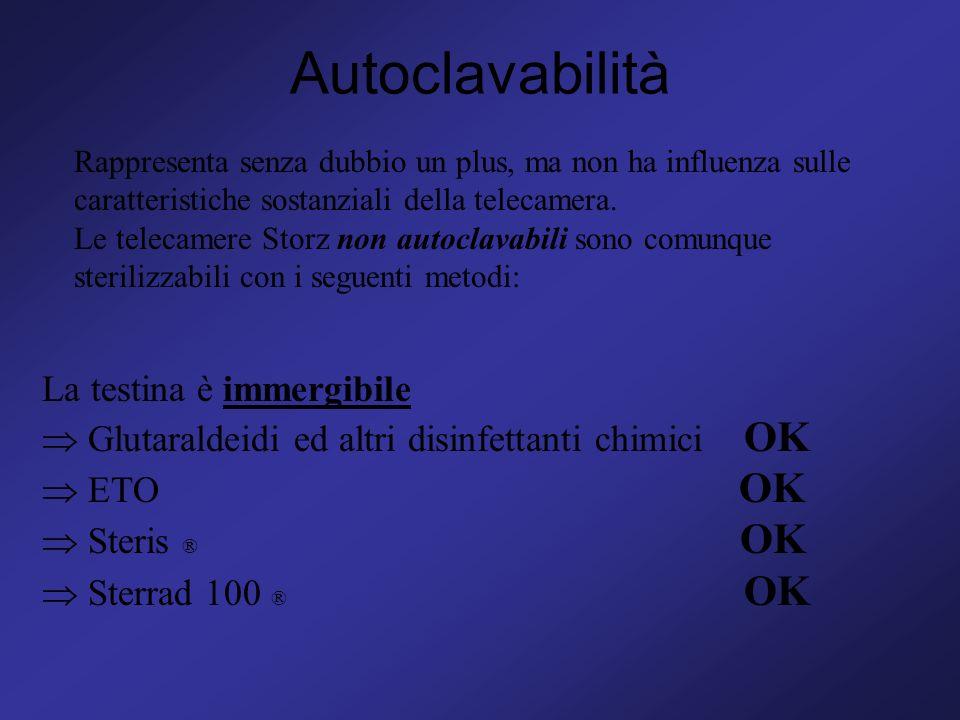 Autoclavabilità