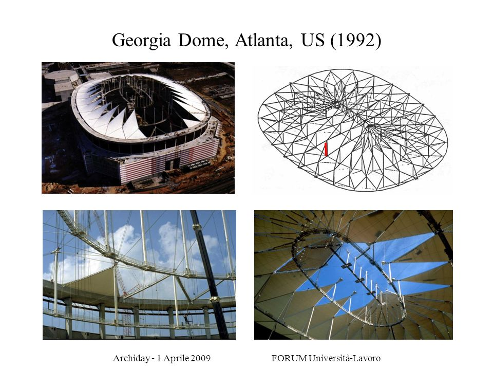 Georgia Dome, Atlanta, US (1992)