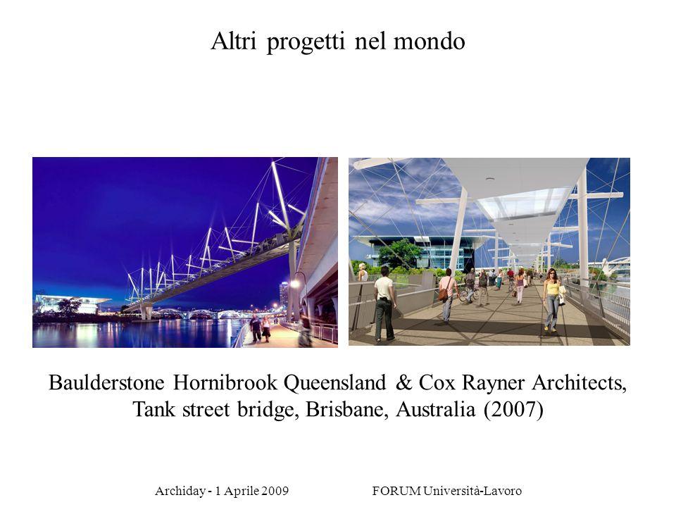 Altri progetti nel mondo