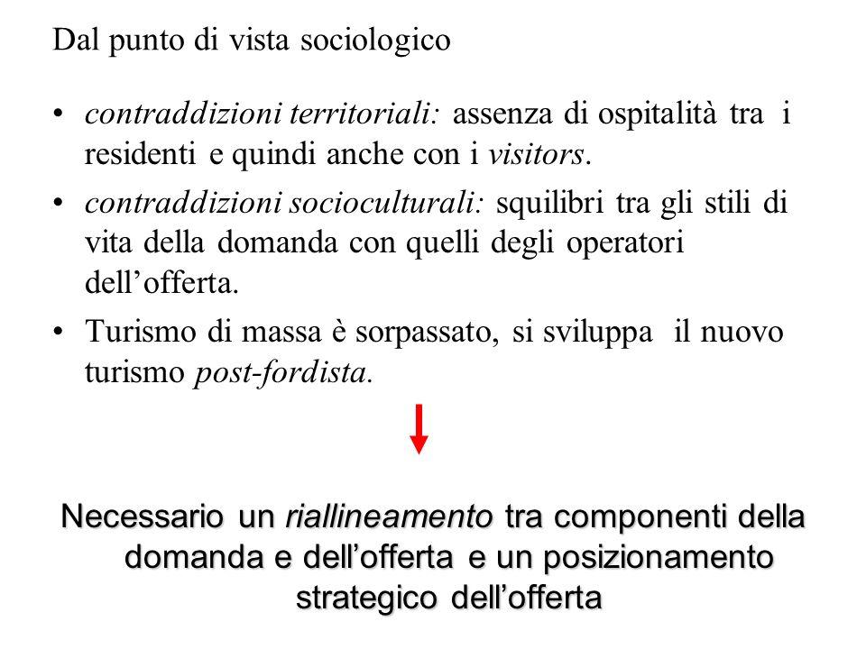 Dal punto di vista sociologico