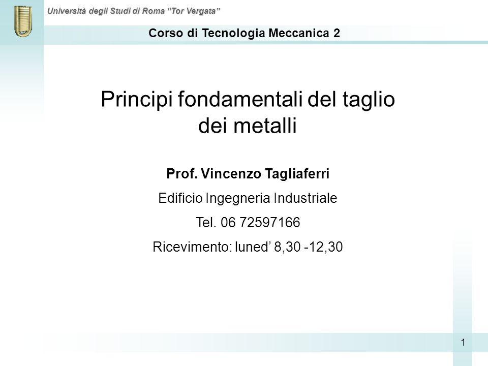 Prof. Vincenzo Tagliaferri