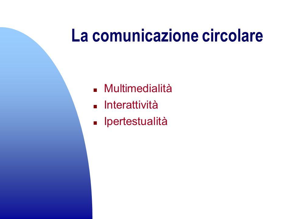 La comunicazione circolare