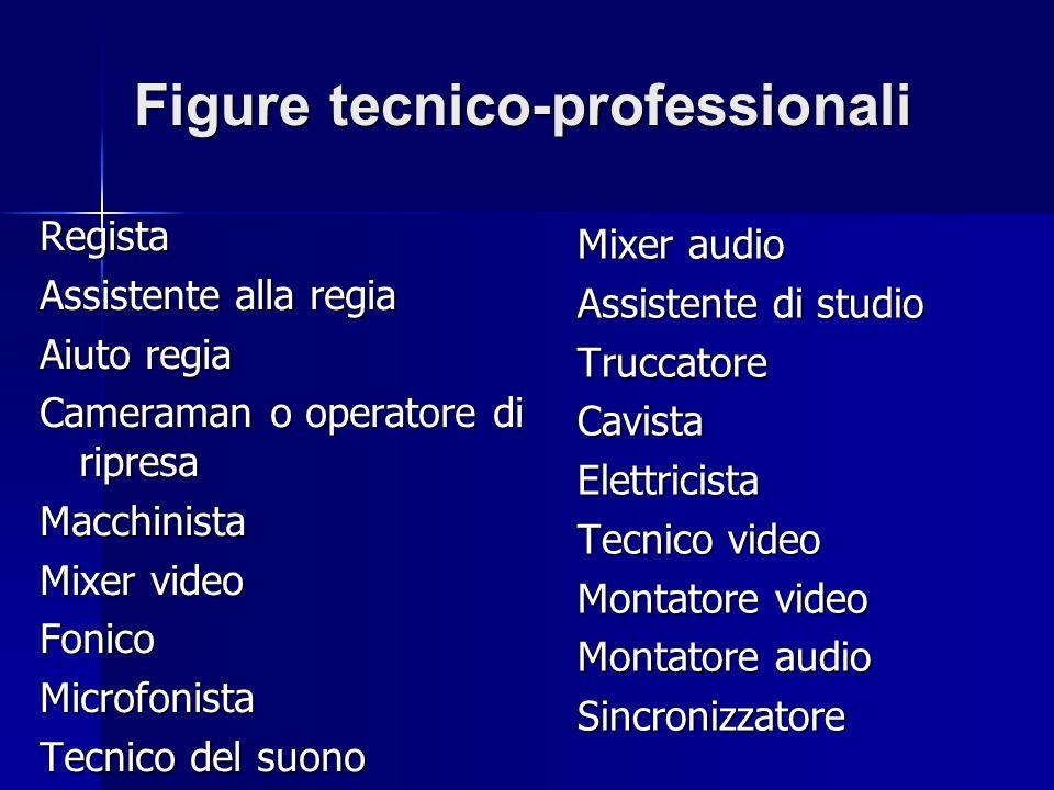 Figure tecnico-professionali