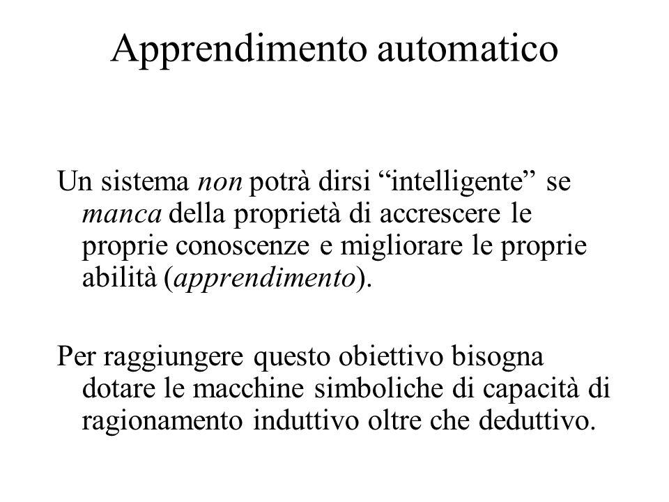 Apprendimento automatico