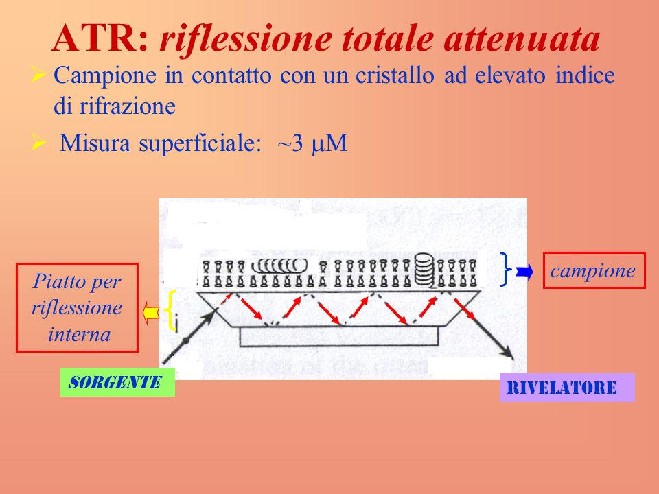 ATR: riflessione totale attenuata
