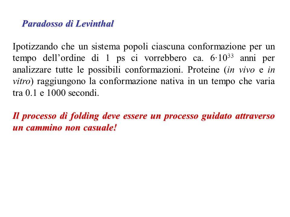 Paradosso di Levinthal