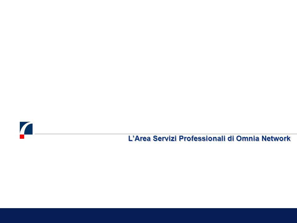 L'Area Servizi Professionali di Omnia Network