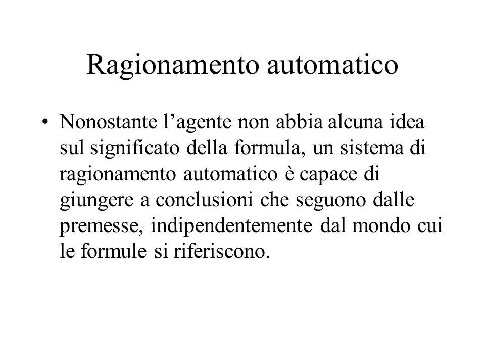 Ragionamento automatico