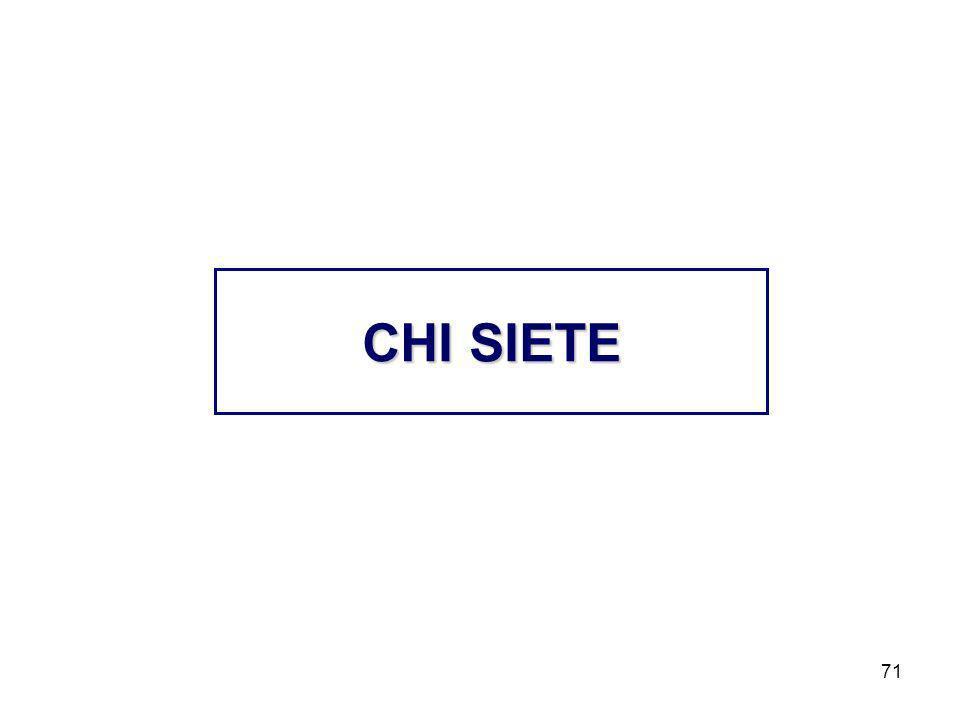 CHI SIETE