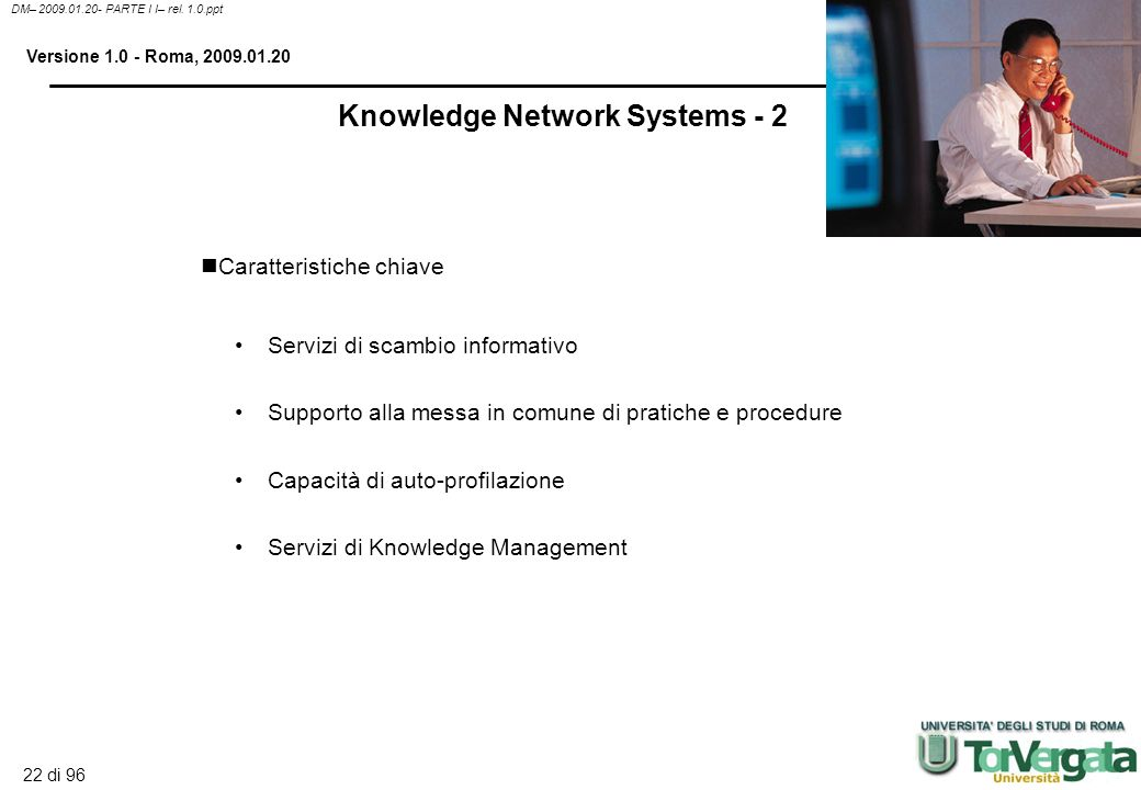 Knowledge Network Systems - 2