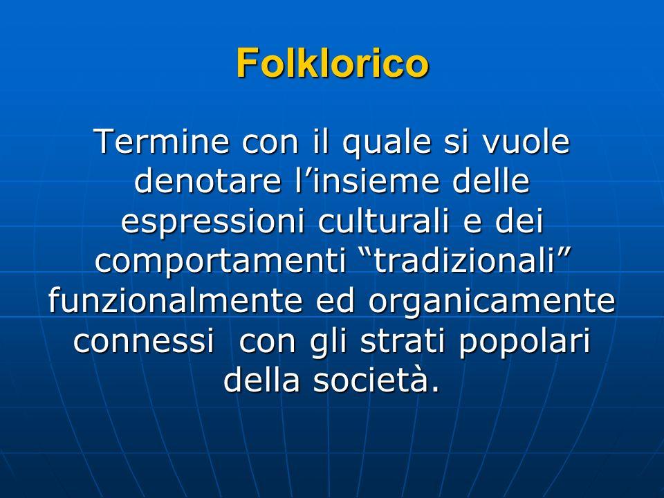 Folklorico