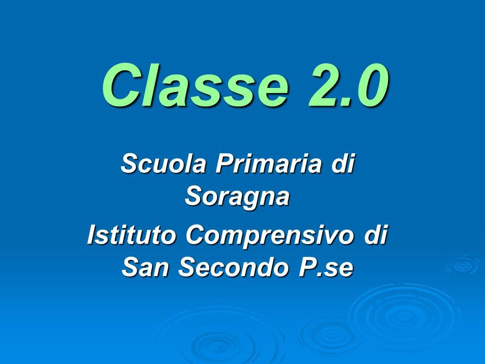 Scuola Primaria di Soragna Istituto Comprensivo di San Secondo P.se