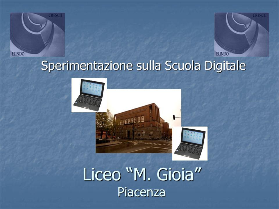 Liceo M. Gioia Piacenza