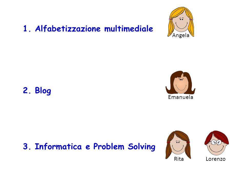 1. Alfabetizzazione multimediale