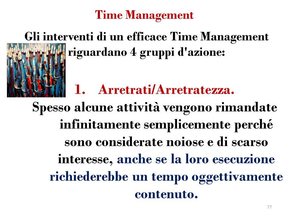 Arretrati/Arretratezza.