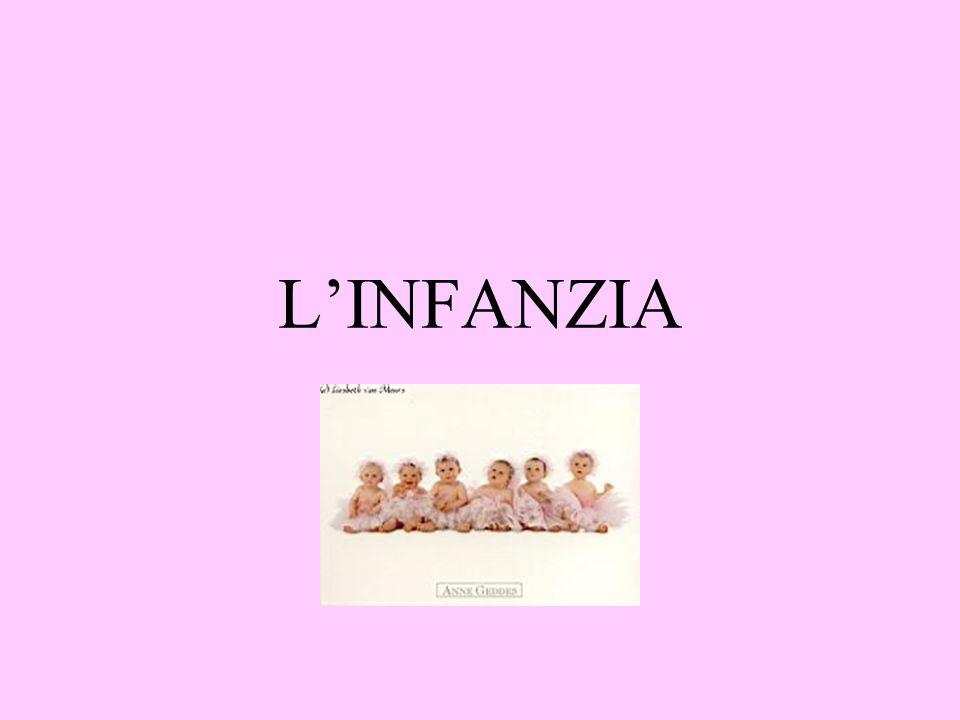 L'INFANZIA
