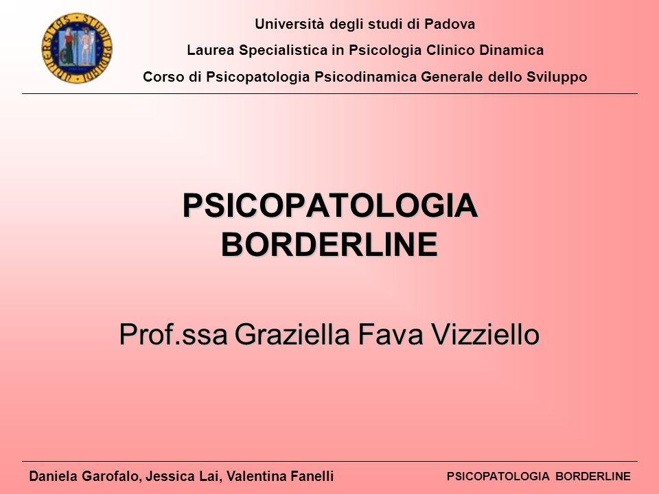 Prof.ssa Graziella Fava Vizziello