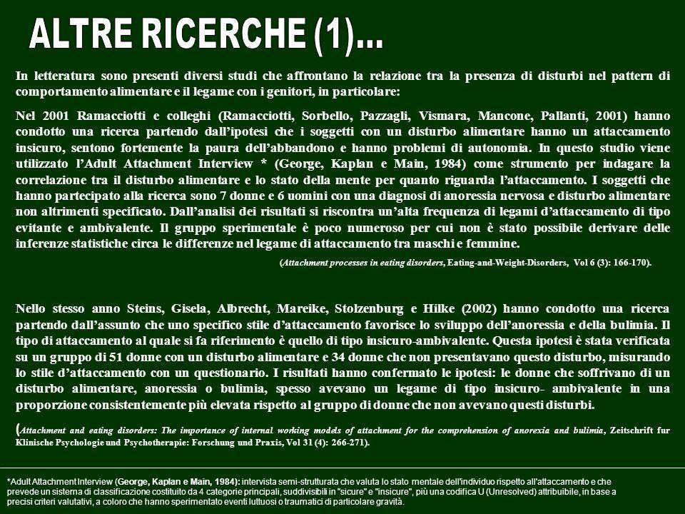 ALTRE RICERCHE (1)...