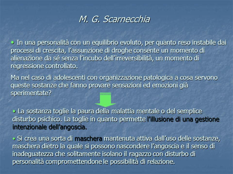 M. G. Scarnecchia