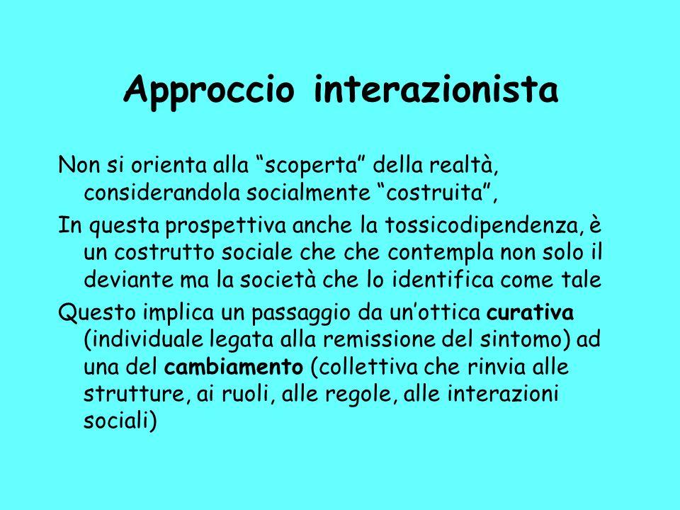 Approccio interazionista