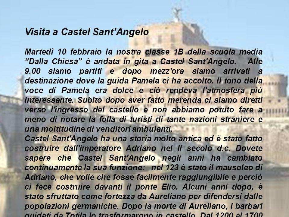 Visita a Castel Sant'Angelo