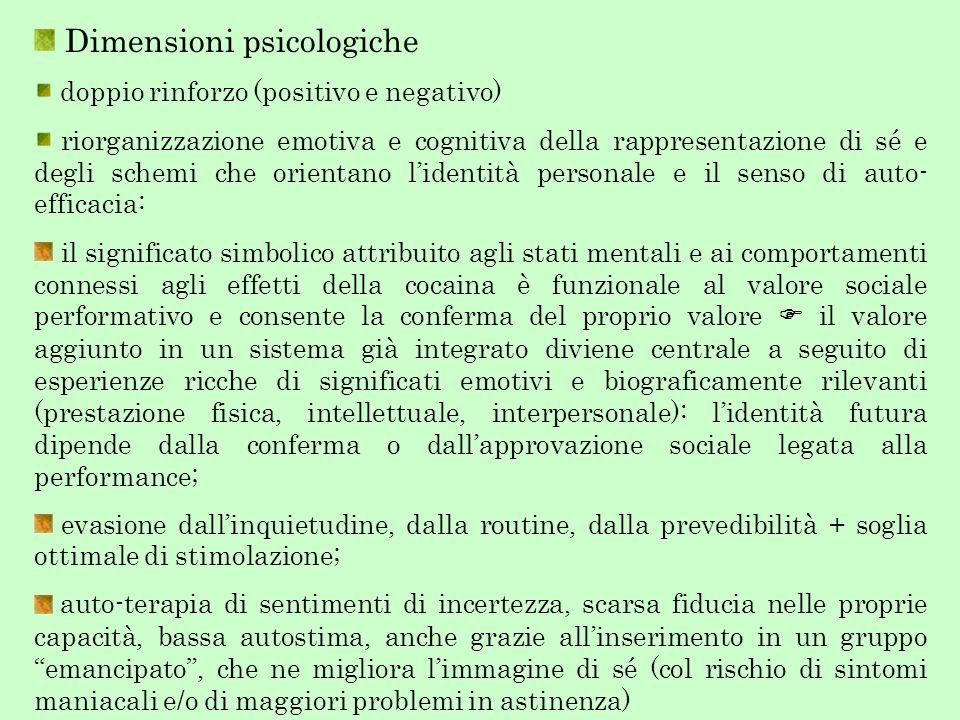 Dimensioni psicologiche