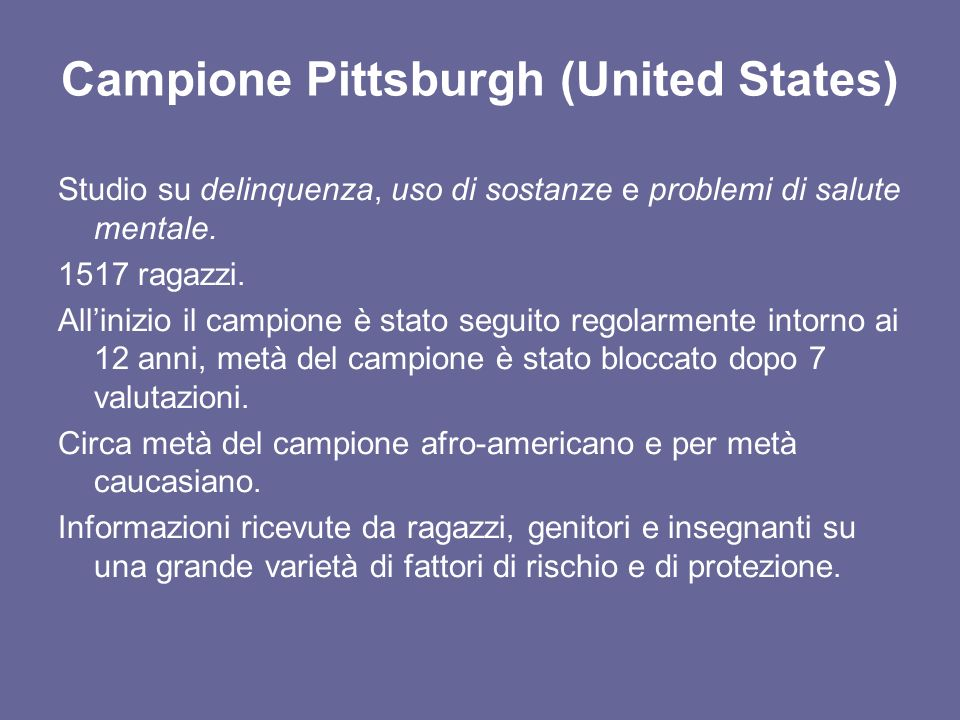 Campione Pittsburgh (United States)
