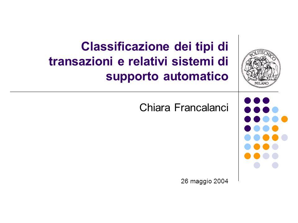 Chiara Francalanci 26 maggio 2004