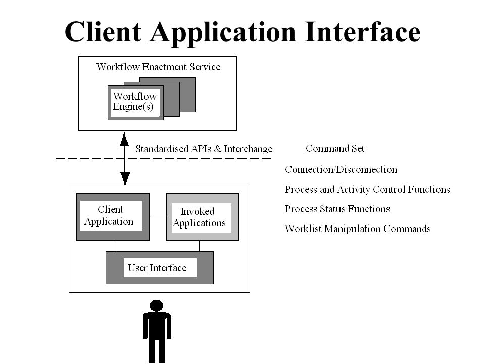 Client Application Interface