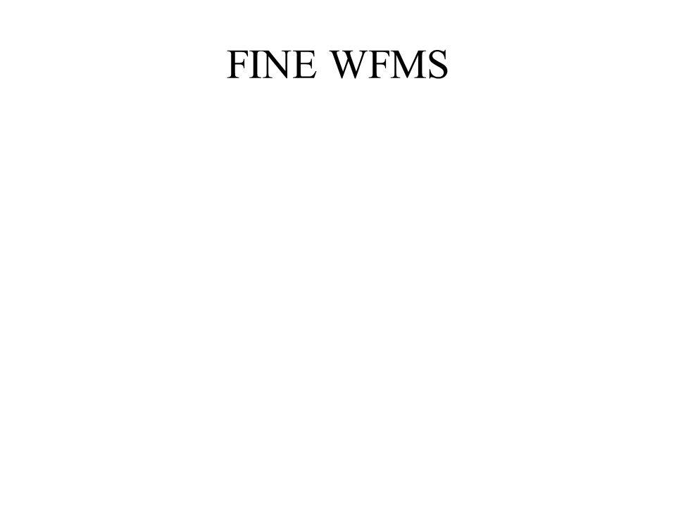 FINE WFMS