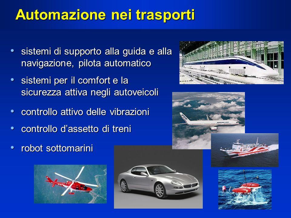 Automazione nei trasporti