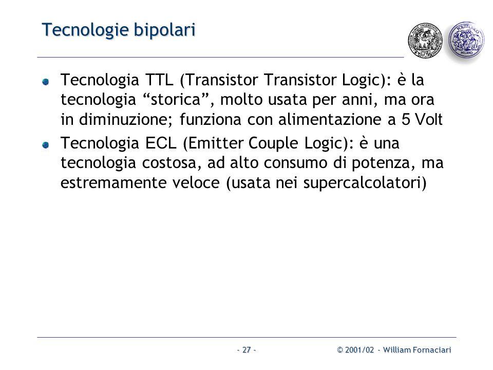Tecnologie bipolari