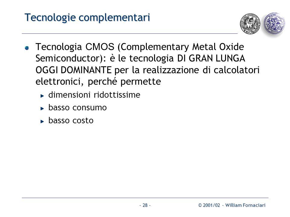 Tecnologie complementari