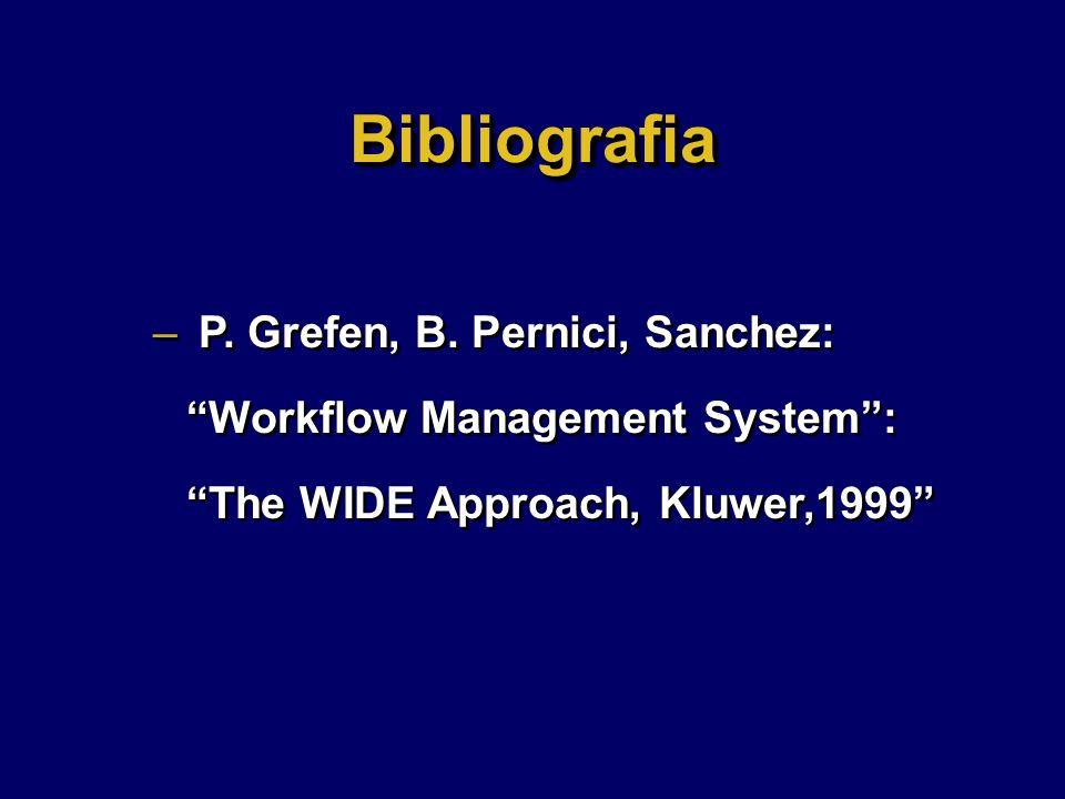 Bibliografia P. Grefen, B.
