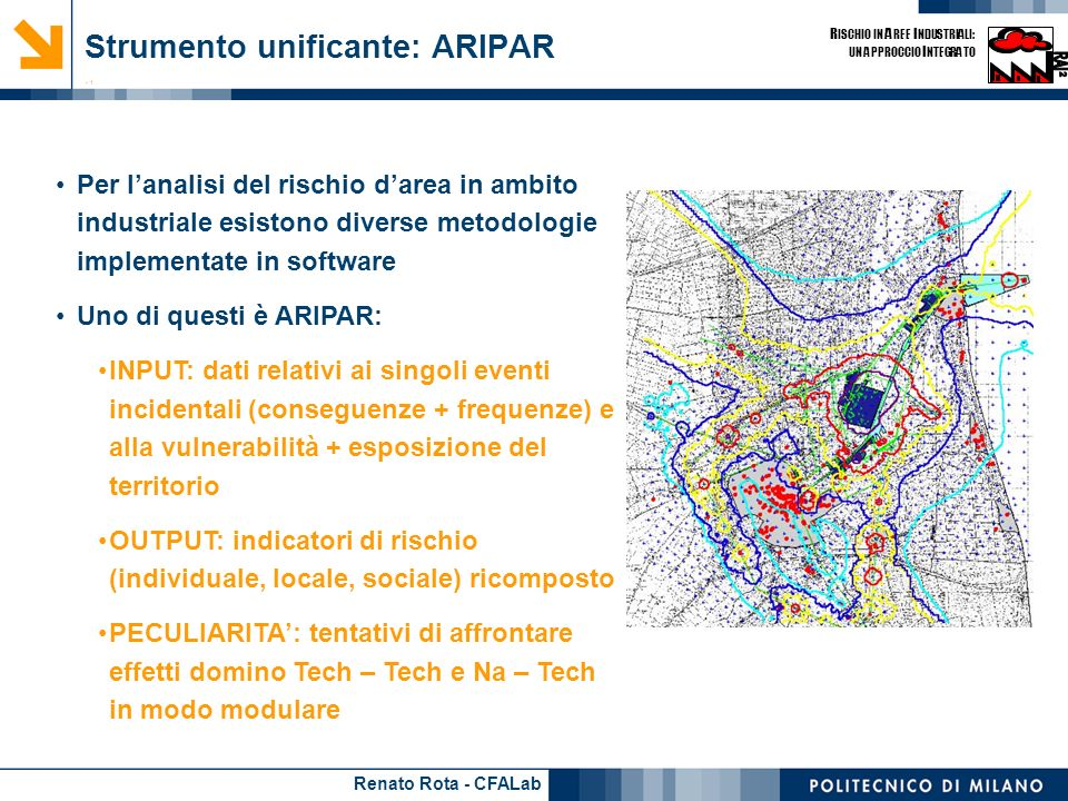 Strumento unificante: ARIPAR - 1
