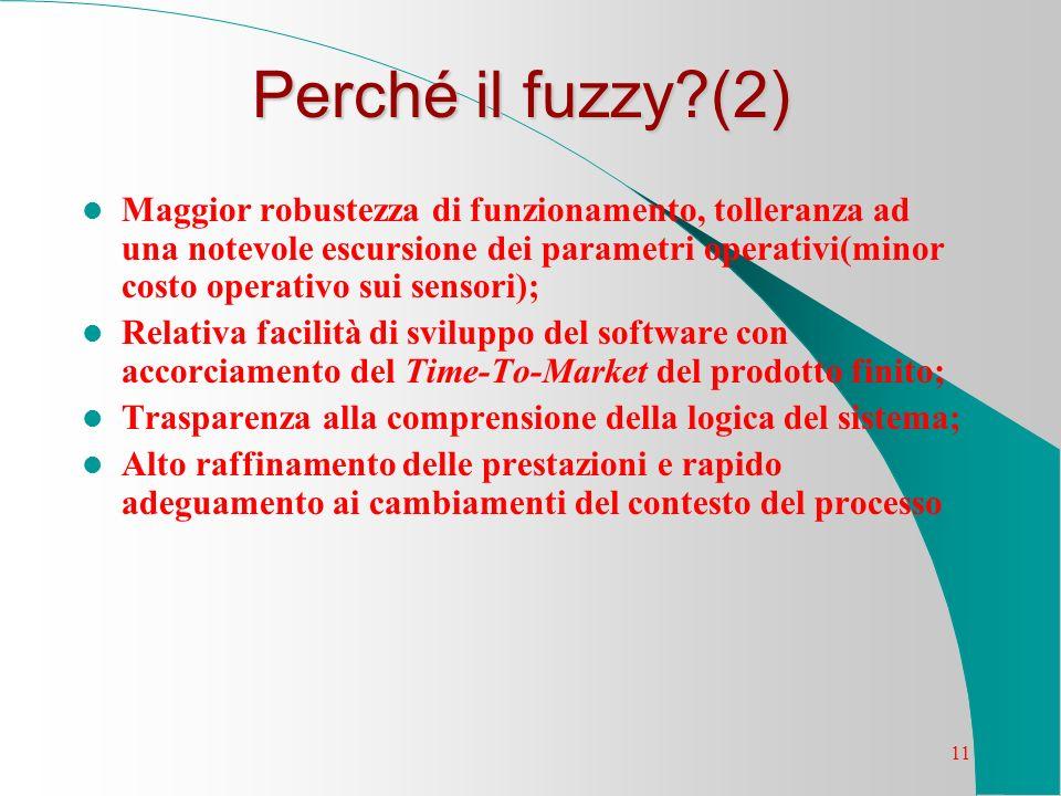 Perché il fuzzy (2)