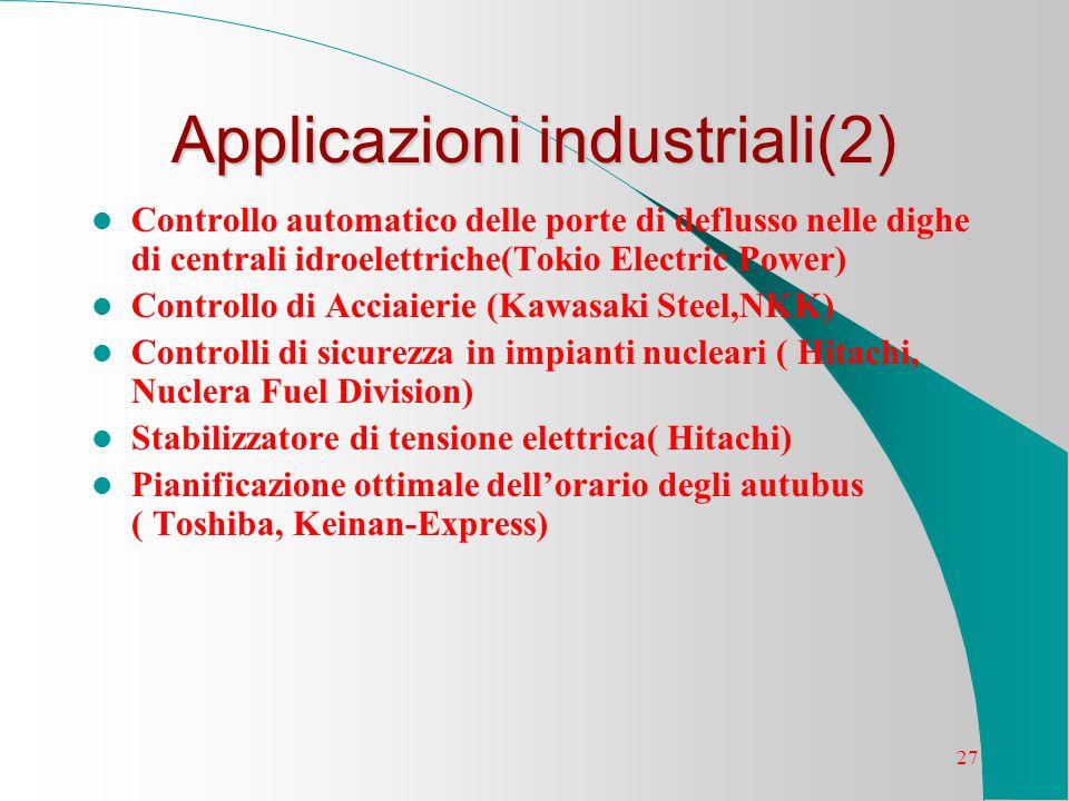 Applicazioni industriali(2)