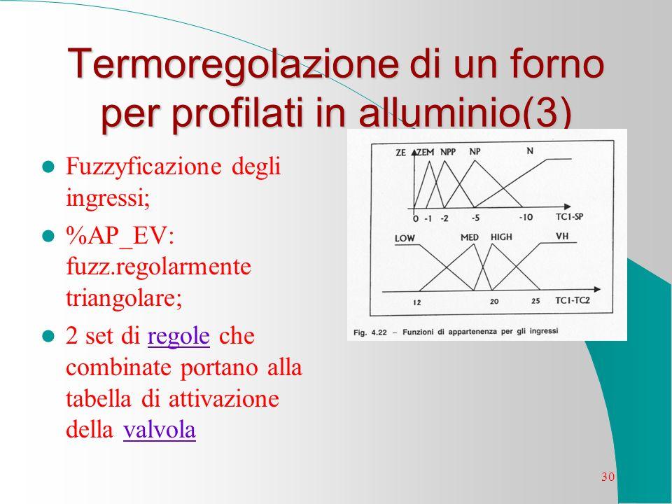 Termoregolazione di un forno per profilati in alluminio(3)