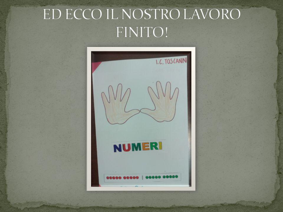 ED ECCO IL NOSTRO LAVORO FINITO!