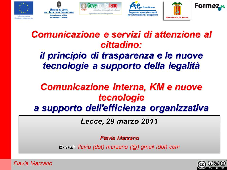 E-mail: flavia (dot) marzano (@) gmail (dot) com