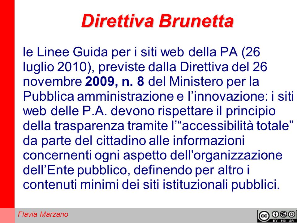 Direttiva Brunetta