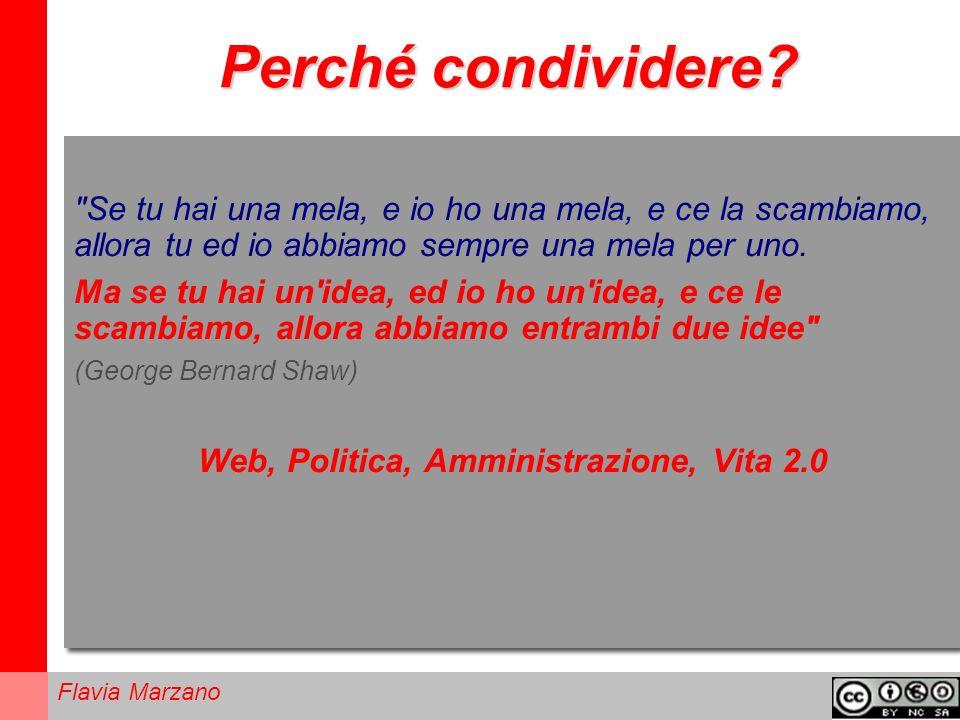 Web, Politica, Amministrazione, Vita 2.0