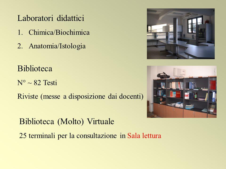 Biblioteca (Molto) Virtuale