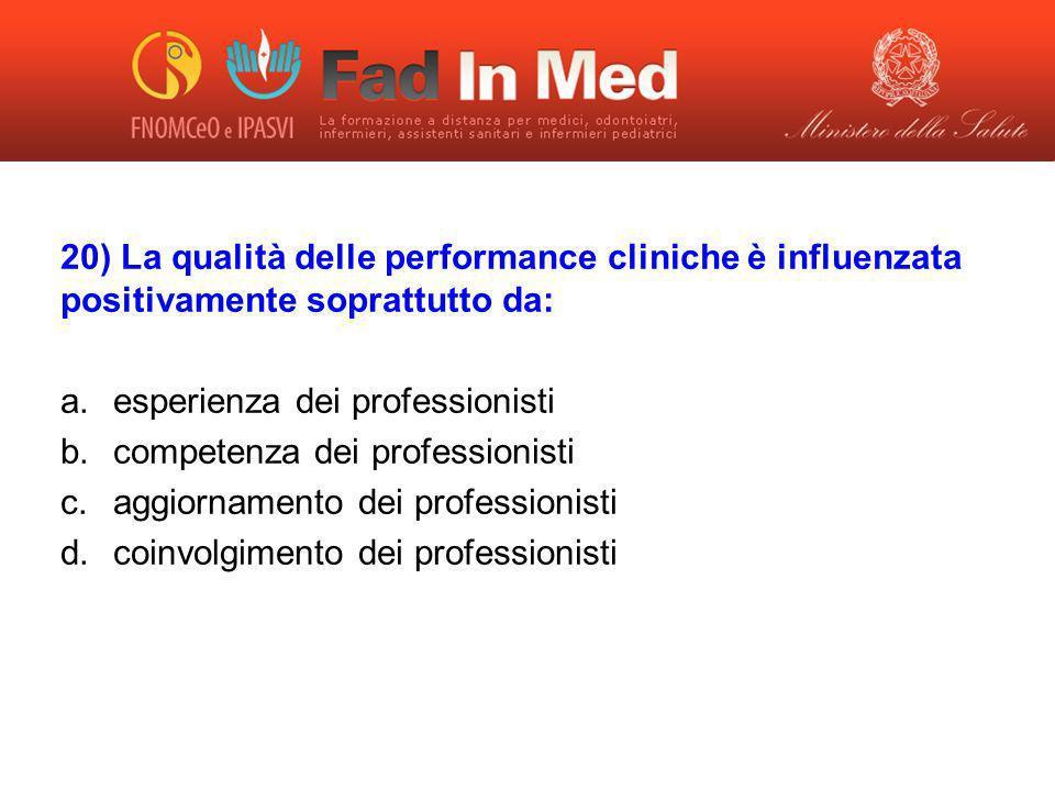 esperienza dei professionisti competenza dei professionisti