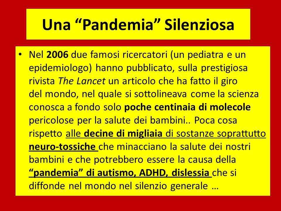 Una Pandemia Silenziosa