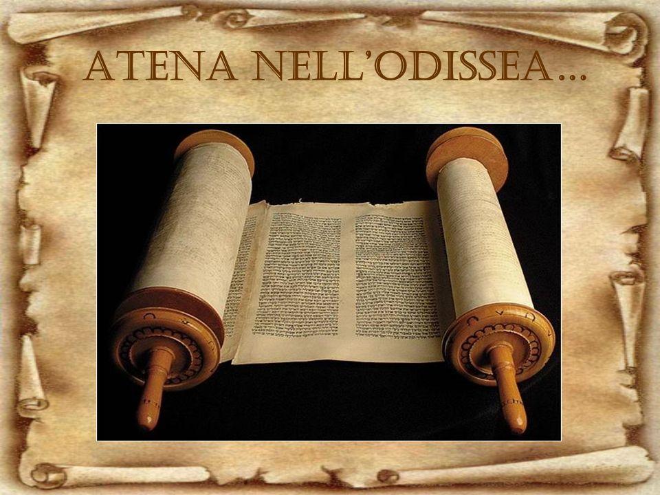ATENA NELL'ODISSEA…