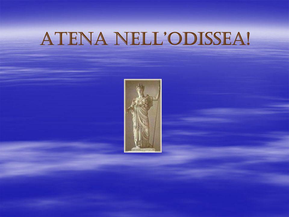 ATENA NELL'ODISSEA!